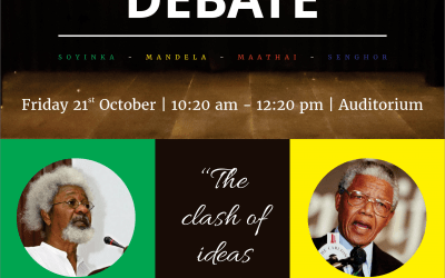 Inter House Debate – Friday 21th October 2016