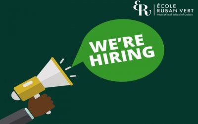 We are hiring – Music Teacher Position