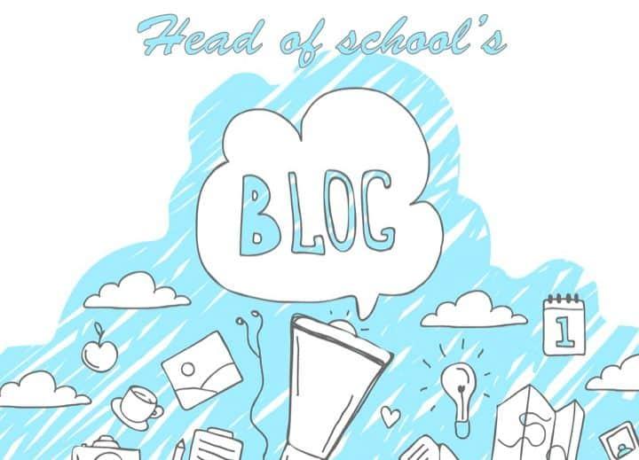 Headmaster's blog – Friday 19th January 2018