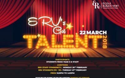 ERV's Got Talent