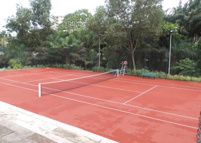 Tennis Centre - Tennis at the Asian Indoor and Martial Arts Games