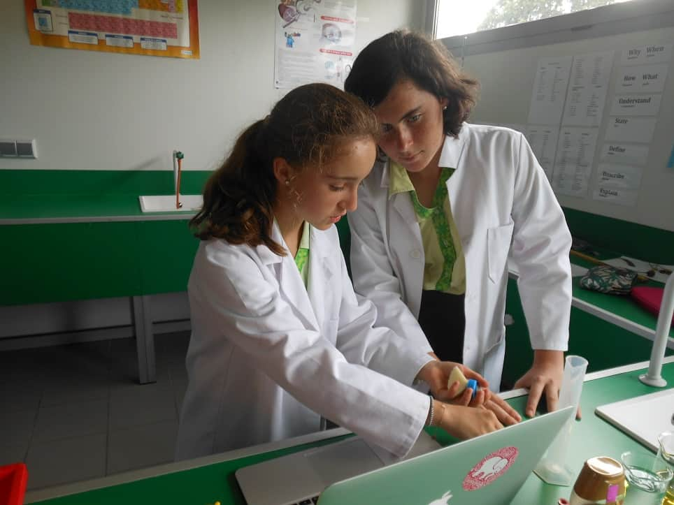 Ecole Ruban Vert School Life