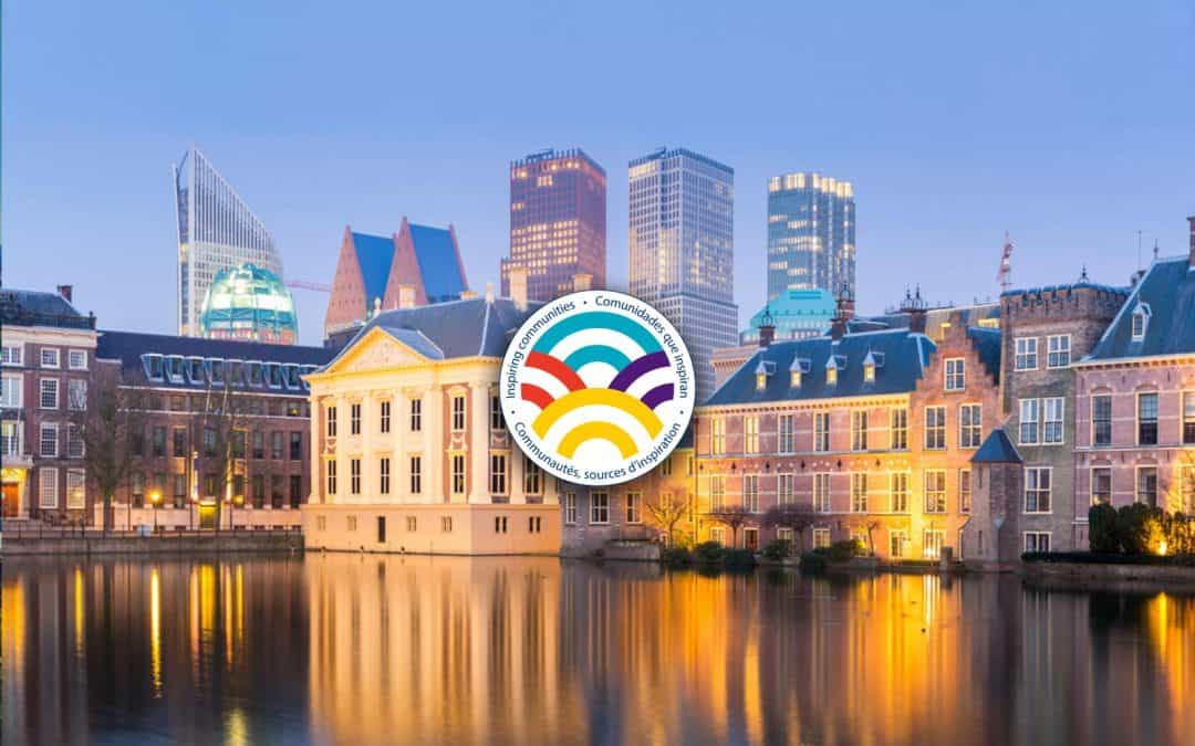 The IB Global Conference in the Hague