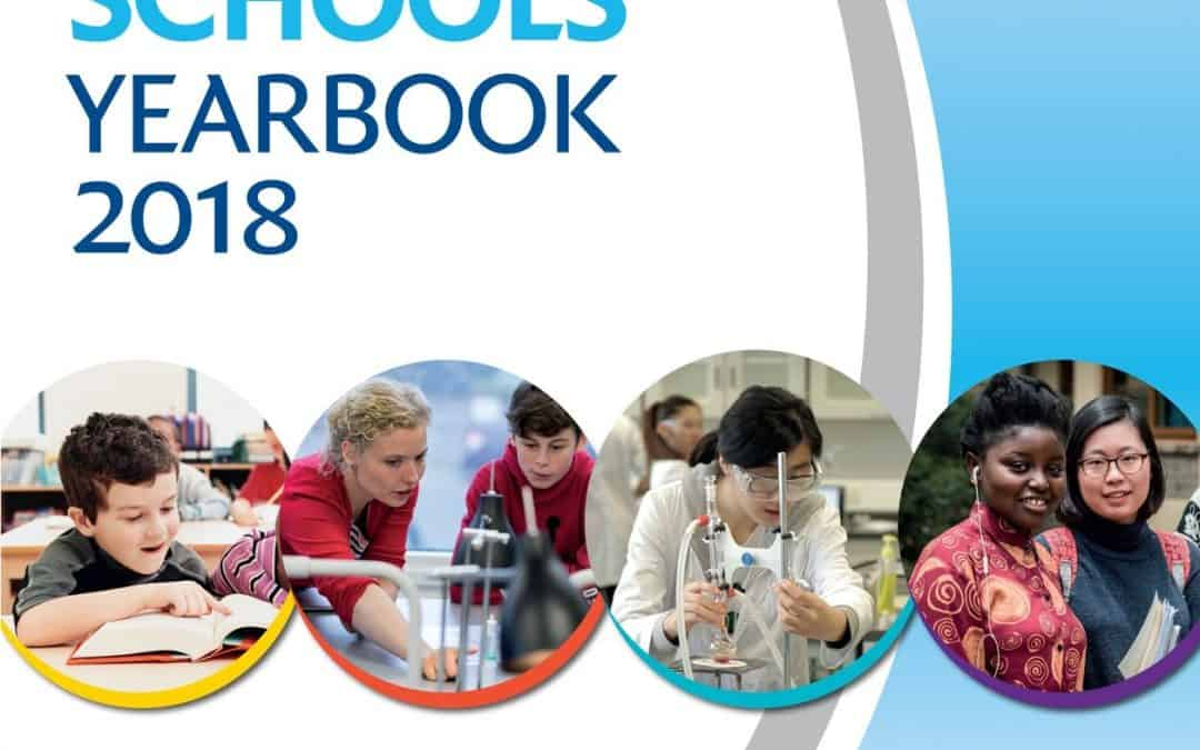 IB World Schools Yearbook 2018