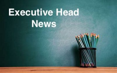 Executive Head News – 2 October 2018
