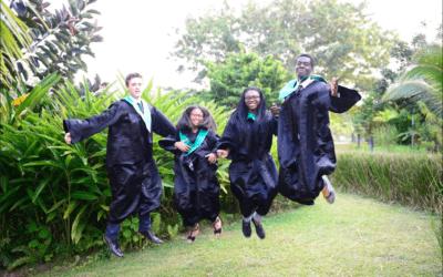 L'école internationale du Gabon L'École Ruban Vert obtient une note parfaite à l'examen du baccalauréat international pour la deuxième année consécutive.