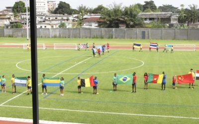ERV stadium opening celebration