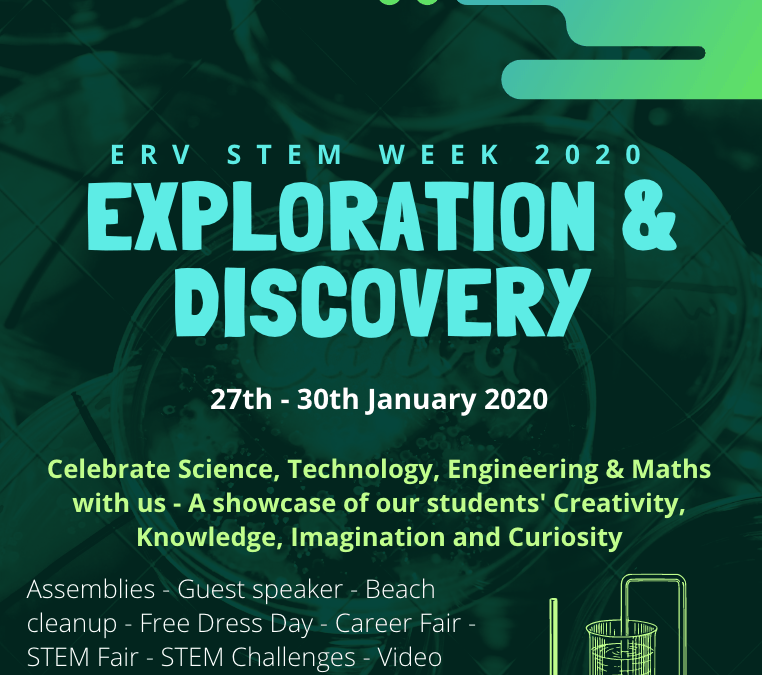 ERV is celebrating STEM week