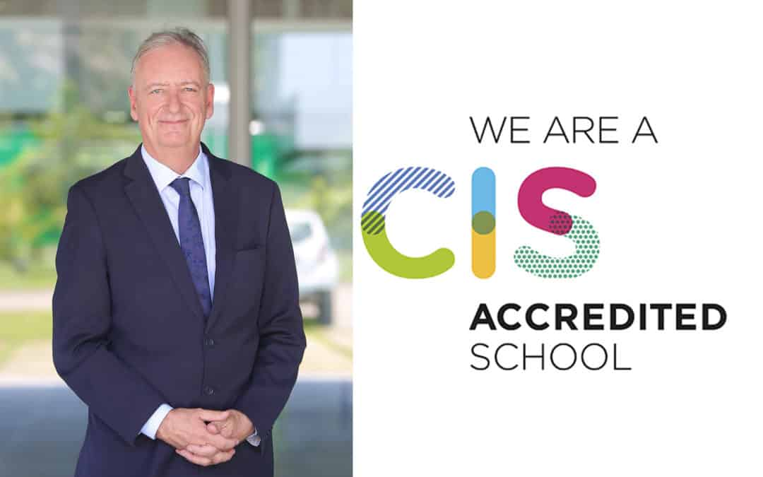 We are a CIS Accredited School
